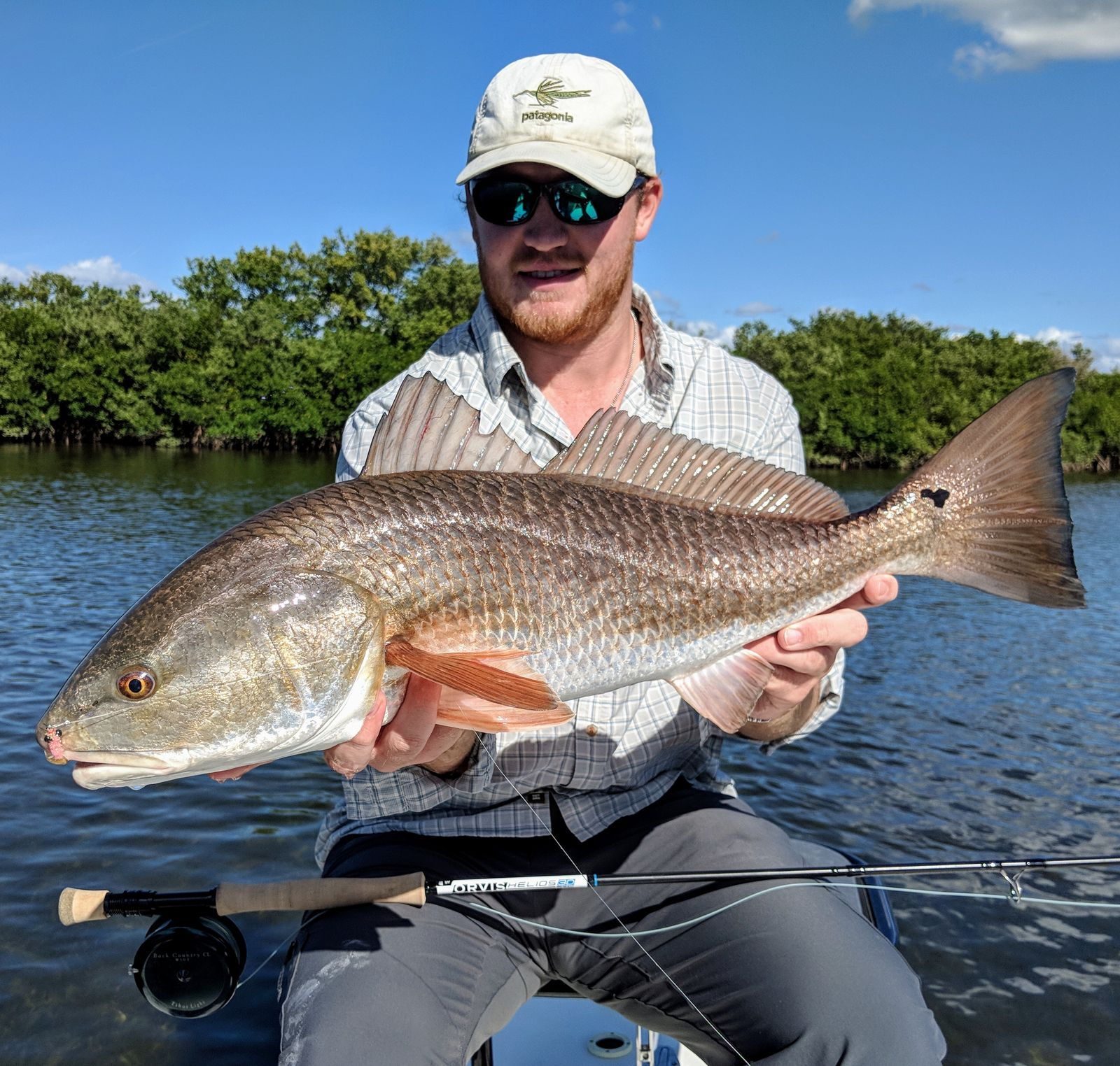 A picture of Crystal River Fishing Charters Quick Facts: Florida Inshore Fishing Records