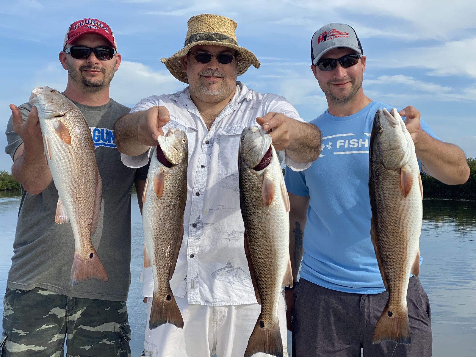 A picture of Crystal River Fishing Charters Crystal River Lodging and Fishing Vacation