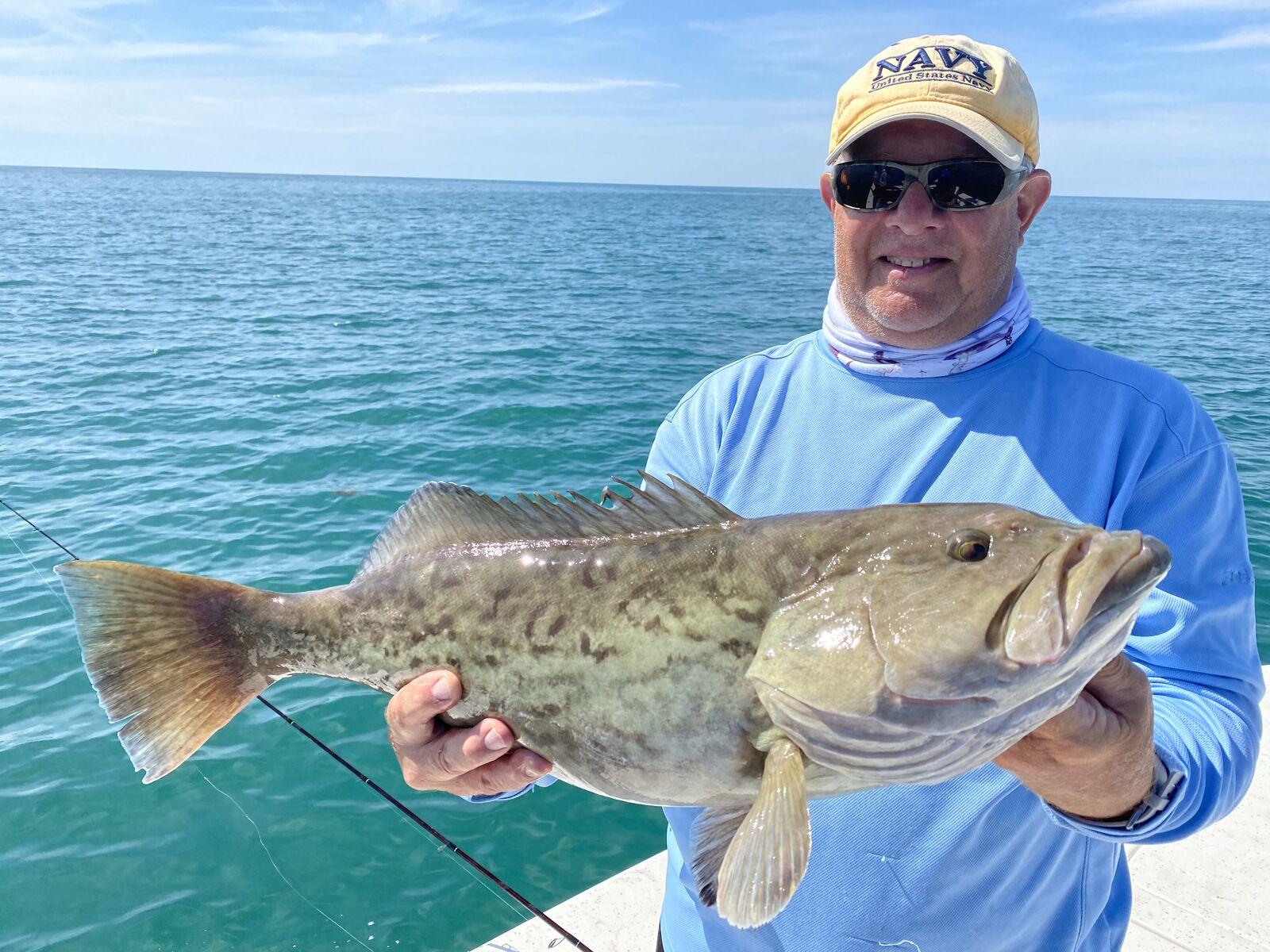 A picture of Crystal River Fishing Charters Why July Is Simply Epic In Crystal River