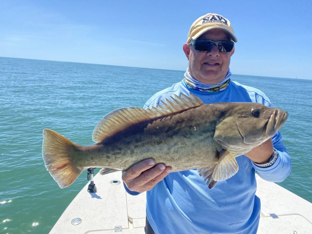A picture of Crystal River Fishing Charters Crystal River Charters