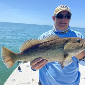 Crystal River Grouper Fishing