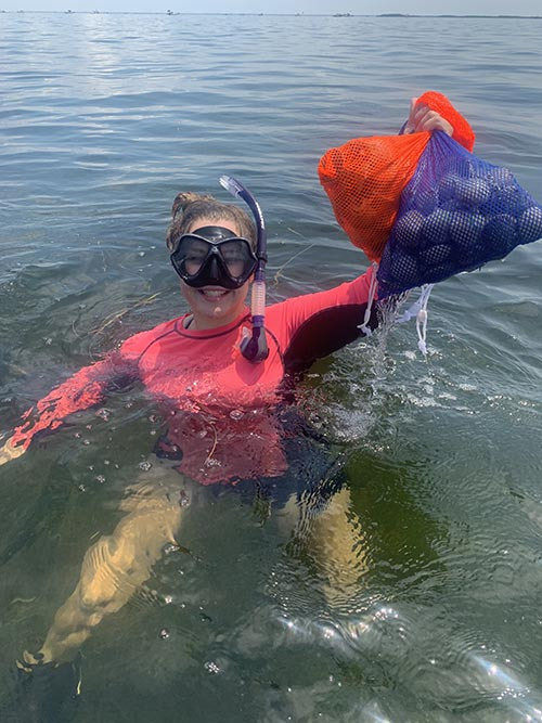 A picture of Crystal River Fishing Charters Great Redfish and Scalloping Action along the Nature Coast