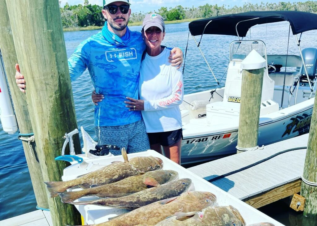 A picture of Crystal River Fishing Charters Crystal River Grouper Fishing Is Full Steam Ahead