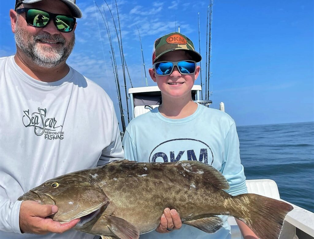 A picture of Crystal River Fishing Charters Crystal River Fishing September 2021