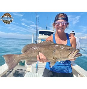 A picture of Crystal River Fishing Charters Crystal River Shallow Water Grouper and Redfish